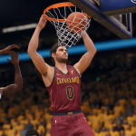 NBA Live 18 Demo: Kevin Love