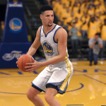 NBA Live 18 Demo: Klay Thompson