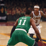 NBA Live 18 Demo: Kyrie Irving vs. Isaiah Thomas