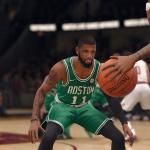 NBA Live 18 Demo: Kyrie Irving vs. Isaiah Thomas