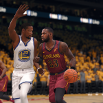 NBA Live 18 Demo: LeBron James vs. Kevin Durant