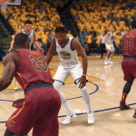 NBA Live 18 Demo: LeBron James vs. Kevin Durant