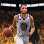 NBA Live 18 Demo: Stephen Curry