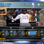 Headlines in The Association (NBA 2K14)