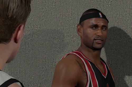 Jackson Ellis in NBA 2K14