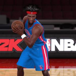 ESPN NBA 2K5 Cover in NBA 2K18
