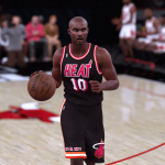 NBA 2K18: Tim Hardaway Dribbling
