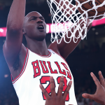 NBA 2K18: Michael Jordan Dunk