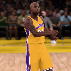 NBA 2K10 Cover in NBA 2K18