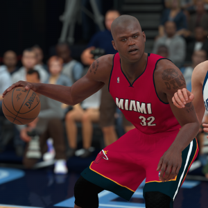 NBA 2K6 Cover in NBA 2K18