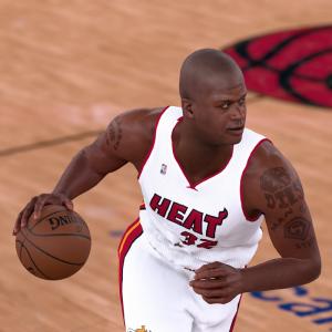 NBA 2K7 Cover in NBA 2K18