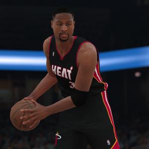 NBA Live 06 Cover in NBA 2K18