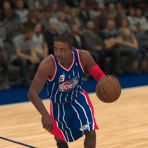 NBA Live 2002 Cover in NBA 2K18