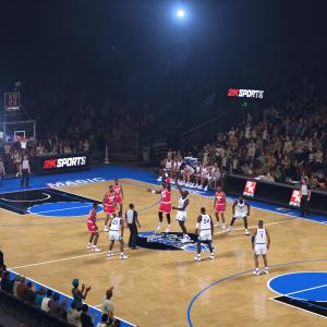 NBA Live 96 Cover in NBA 2K18