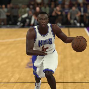 NBA Live 97 Cover in NBA 2K18