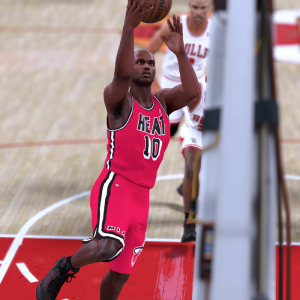 NBA Live 98 Cover in NBA 2K18