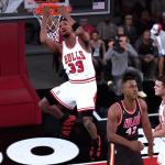 NBA 2K18: Scottie Pippen Dunk