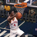 Classic Pacers Uniform in NBA Live 18