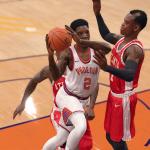 Classic Suns Jersey in NBA Live 18