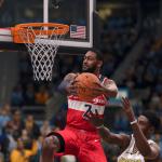 John Wall Reverse Dunk (NBA Live 18)