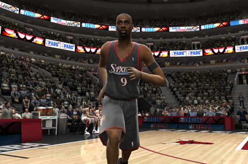 Kenny Thomas in NBA Live 2005