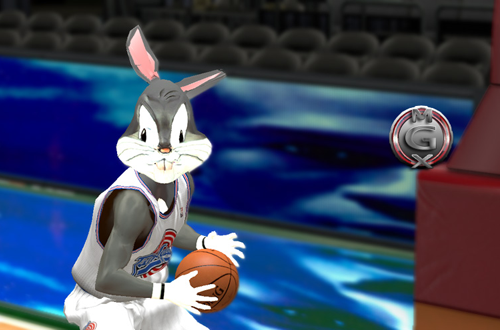 Space Jam Mod by MGX (NBA 2K14)