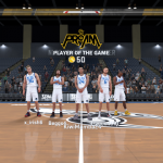 2K Pro-Am Player of the Game (NBA 2K18)