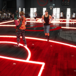 Star Wars: Battlefront II Challenge in NBA Live 18