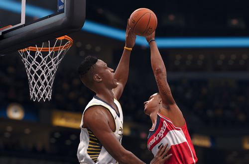 Haters have rejected NBA Live 18's Improvements