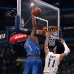 Dennis Smith Jr. dunks the basketball (NBA Live 18)