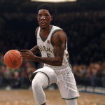 Eric Bledsoe on the Milwaukee Bucks (NBA Live 18)