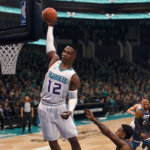 Dwight Howard Dunks (NBA Live 18)
