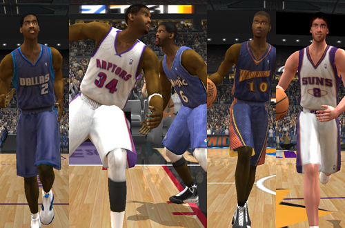 5 Retired Players Active in NBA Live 2003