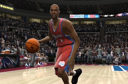Kenny Anderson in NBA Live 2005