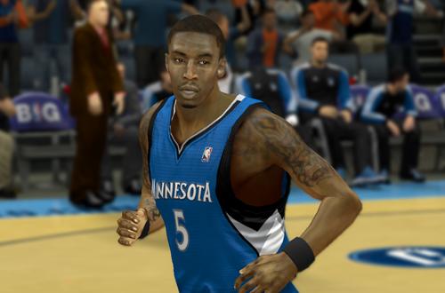 Josh Howard in NBA 2K13