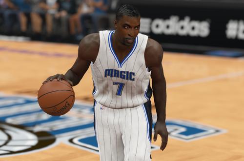 Ben Gordon in NBA 2K15