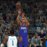 Kevin Martin on the All-Time Kings in NBA 2K18