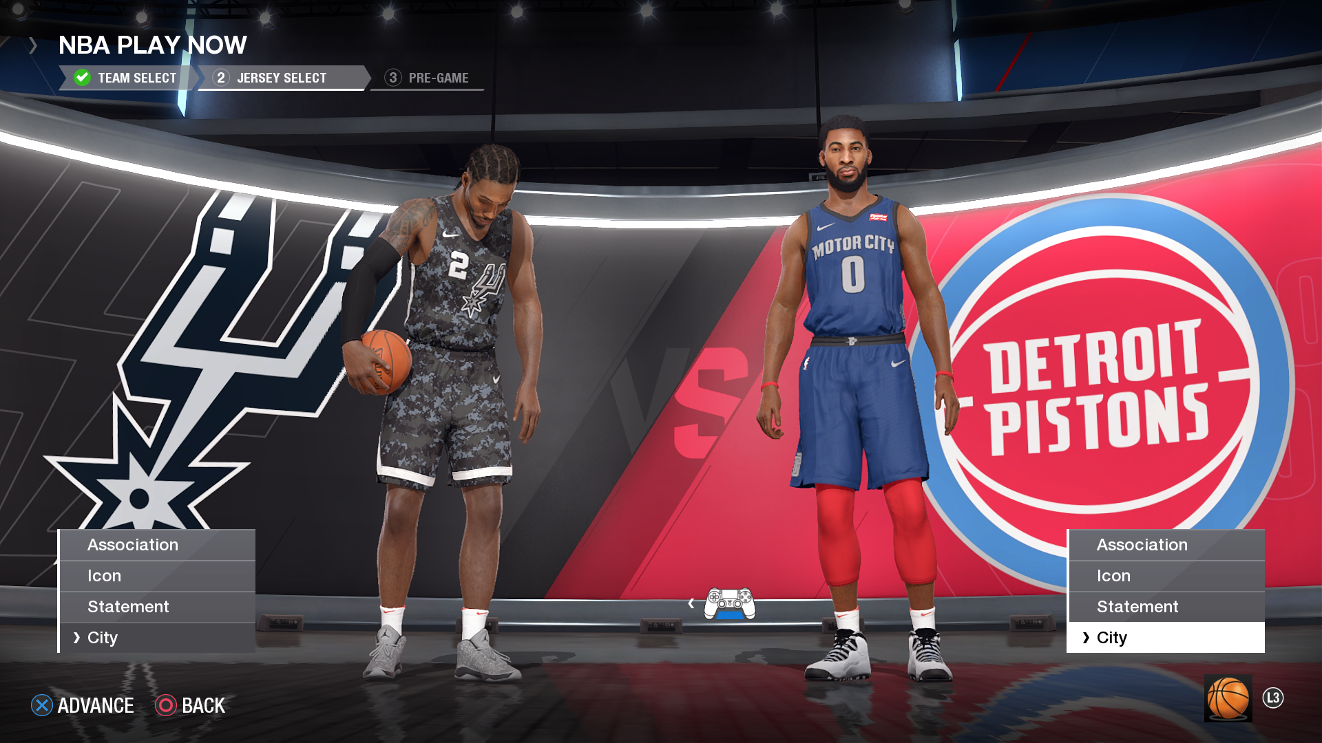 hot sales 13ce4 41cef City Edition Uniforms Added to NBA Live 18 | NLSC