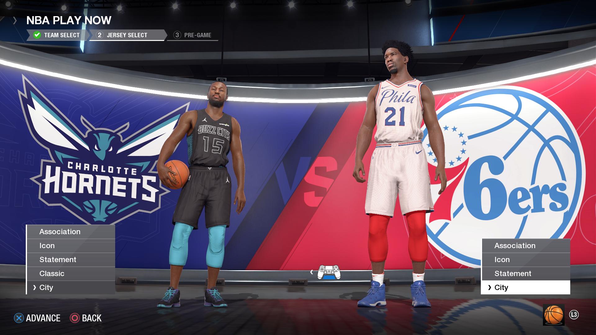 a5da85cf432 City Edition Uniforms Added to NBA Live 18