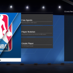 New Roster Management in NBA Live 18