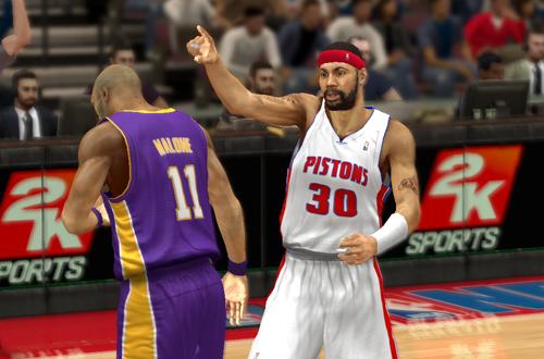 Rasheed Wallace in UBR (NBA 2K14)