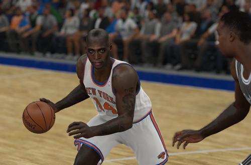 Anthony Mason in NBA 2K15