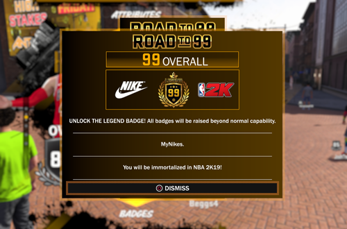 Monday Tip-Off: A Stop Sign on the Road to 99 | NLSC