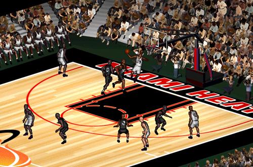 NBA Full Court Press: Heat vs Kings