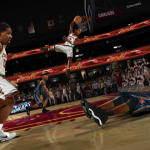 A roster update added Kyrie Irving to NBA Jam: On Fire Edition