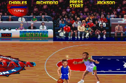 Prince Charles in NBA Jam TE