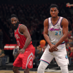 New City Edition Jerseys in NBA Live 18