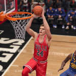 Lauri Markkanen in NBA Live 18