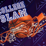 College Slam Title Screen