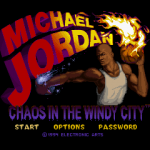 Michael Jordan: Chaos in the Windy City Title Scr